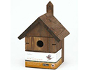 Chapelwood Multi-Hole Nest Box