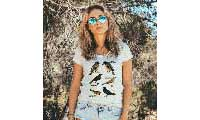 Women's Spot The Bird T-Shirt