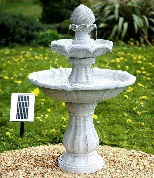 as people are becoming more aware of looking after the environment as well as wanting to save on energy bills so the popularity of solar powered bird baths