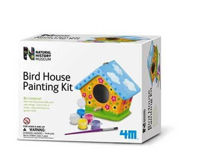 Paint A Bird Box