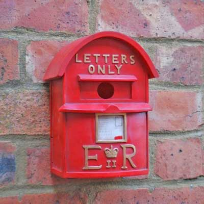 Post Box Birdhouse