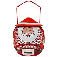 Father Christmas Bird Feeder