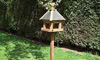 Slate Roof Bird Tables
