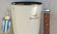 Bird Food Storage Bin