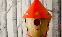 Tweet Tweet Home Bird Houses