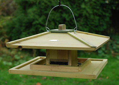 Japanese Hanging Bird Table
