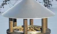 Modern Bird Tables