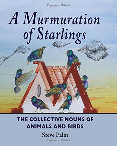 A Murmuration of Starlings: The Collective Nouns of Animals and Birds