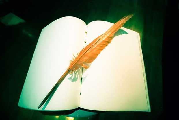 Book And Quill