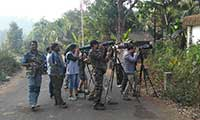 Bird Watching At Bondla Wildlife Sanctuary