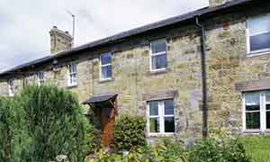 Apple Tree Cottage, Fenwick near Holy Island, Northumberland