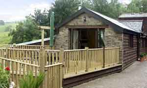 Cwm Derw Cottage, Llanafan Fawr near Builth Wells, Mid Wales & Cardigan Bay