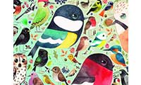 British Birds Jigsaw Puzzle
