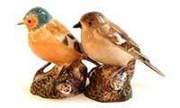 Chaffinch Salt And Pepper Pots