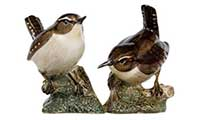 Wren Salt And Pepper Pots