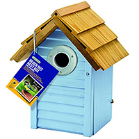 Beach Hut Nest Box