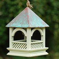 Bempton Hanging Bird Table