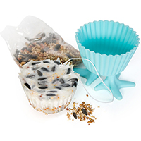 Bird Fat Cake Kit