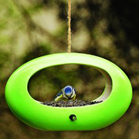 Chapelwood Ceramic Bird Feeder