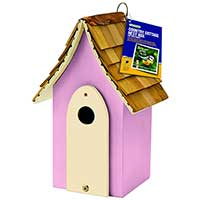 Gardman Country Cottage Nest Box