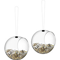 Eva Solo Mini Glass Bird Feeders