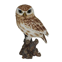 Little Owl Garden Ornament