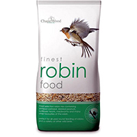 Chapelwood Robin Bird Food