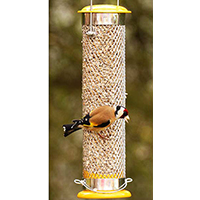 Chapelwood Sunflower Heart Bird Feeder