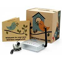 Wireless Bird Box Camera